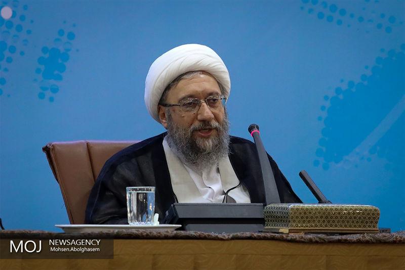 آیت الله صادق آملی لاریجانی رییس مجمع تشخیص مصلحت نظام شد