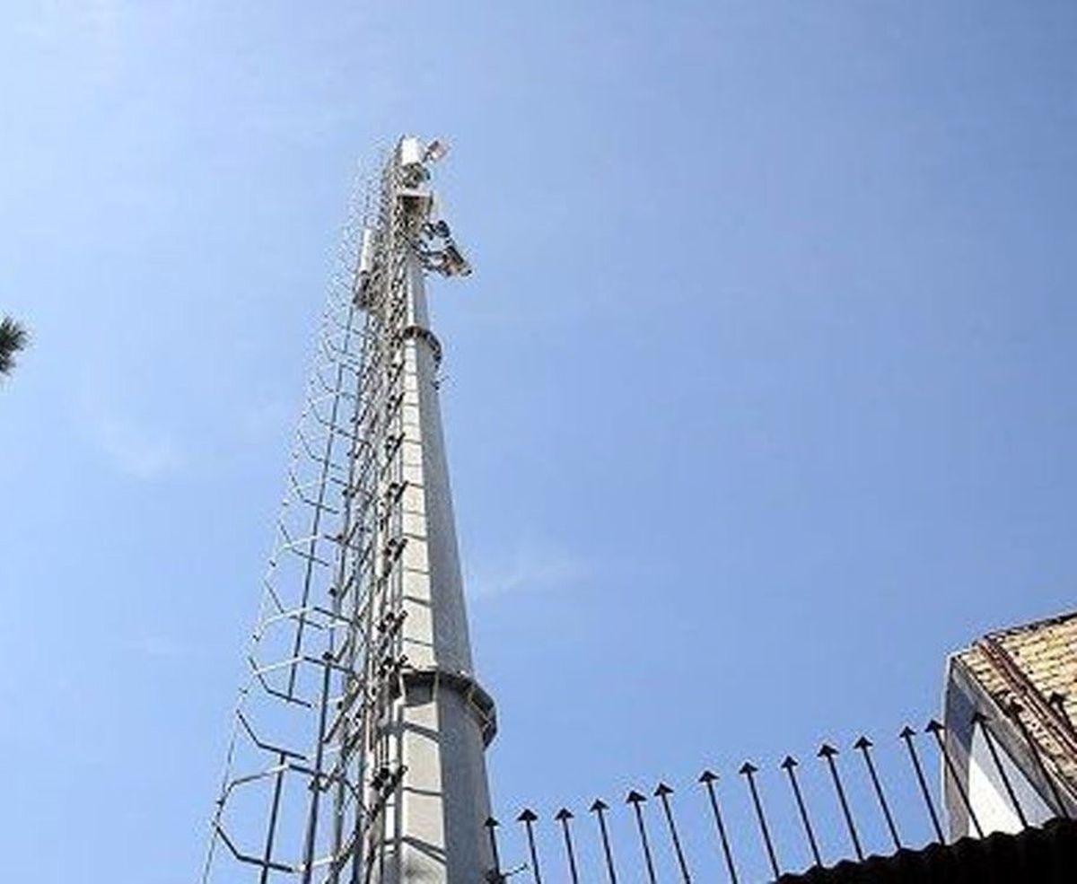 توسعه شبکه ارتباطی همراه اول در کاشان