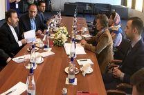 واعظی با وزیر تجارت اتحادیه اقتصادی اوراسیا دیدار کرد