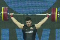 کمیته ملی المپیک قهرمانانی جوانان وزنهبرداری ایران را تبریک گفت