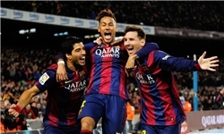 ترکیب یوونتوس و بارسلونا اعلام شد/MSN رودرروی بوفون