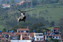 هلیکوپتر دزدیده شده پلیس ونزوئلا مقر دادگاه عالی را هدف گرفت