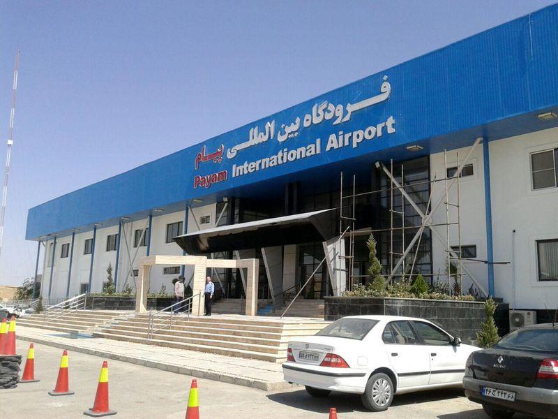 آغاز پروازهای مسافری فرودگاه پیام با هواپیماهای ATR