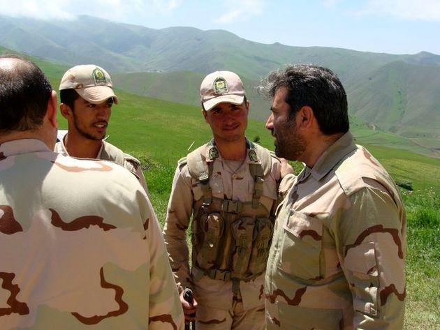 مرزبانان در ویترین اقتدار نظام جمهوری اسلامی ایران قرار دارند