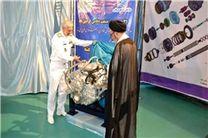 گیربکس دو سرعته دریایی در سازمان صنایع دریایی وزارت دفاع رونمایی شد