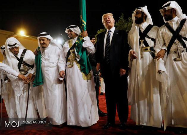 نقش ترامپ در مناقشه سعودی و قطر