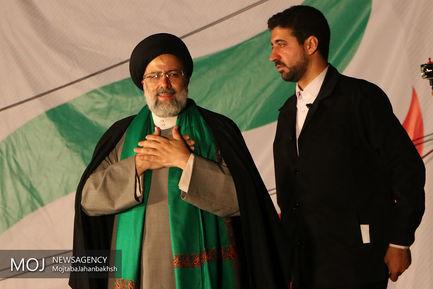 سفر سید ابراهیم رئیسی به اصفهان (2)