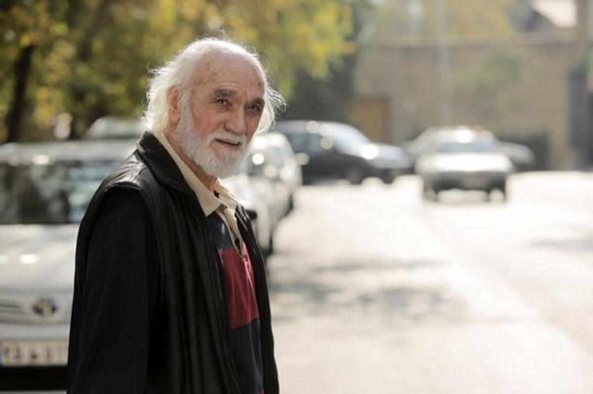 حسین ملکی درگذشت/ بازیگر و سینماگری که از پا نیفتاد