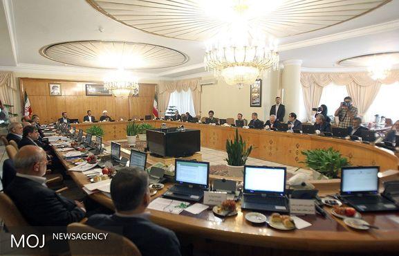 هیات دولت تصویب نامه قراردادهای نفتی را اصلاح کرد