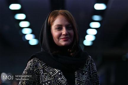 نهمین روز سی و هفتمین جشنواره فیلم فجر/مهناز افشار