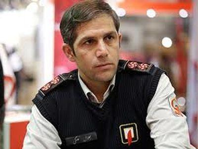آماده باش سازمان آتش نشانی برای مقابله با طوفان احتمالی تهران