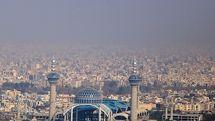 کیفیت هوای اصفهان ناسالم برای گروه های حساس / شاخص کیفی هوا 110