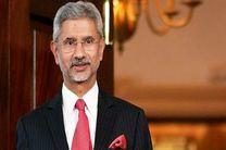 ورود وزیر خارجه هند به تهران برای دیدار با ظریف