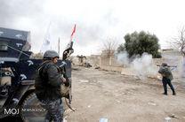 پیشروی های نیروهای عراقی در موصل