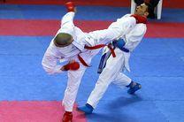 اعزام 4 کاراته کای ایران به کانادا