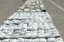 ناکامی قاچاقچیان مواد مخدر/کشف یک تن و 400 کیلوگرم انواع مواد افیونی