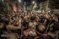 مراسم عزاداری تاسوعای حسینی در دانشگاه هنر