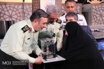 همایش تجلیل از نمونه های ترافیکی قانونمند در اصفهان