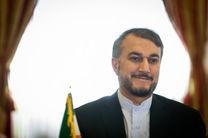امیر عبداللهیان گزینه احتمالی برای وزارت امور خارجه