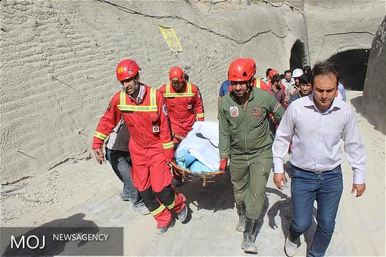 جسد کارگر ۲۳ ساله حادثه شهران پس از دو روز کشف شد
