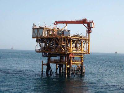 2.5 میلیون بشکه نفت از لایه نفتی پارس جنوبی برداشت می شود