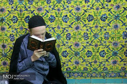 برگزاری+نماز+عید+سعید+فطر+۱۳۹۷+در+امامزاده+صالح+تهران