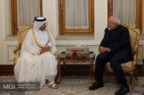 سفرای جدید بلژیک، هلند و قطر با وزیر خارجه کشورمان دیدار کردند