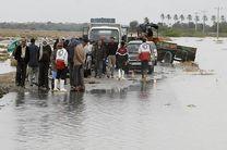 خسارت بارندگی در میناب به بیش از ۵۵ میلیارد تومان رسید