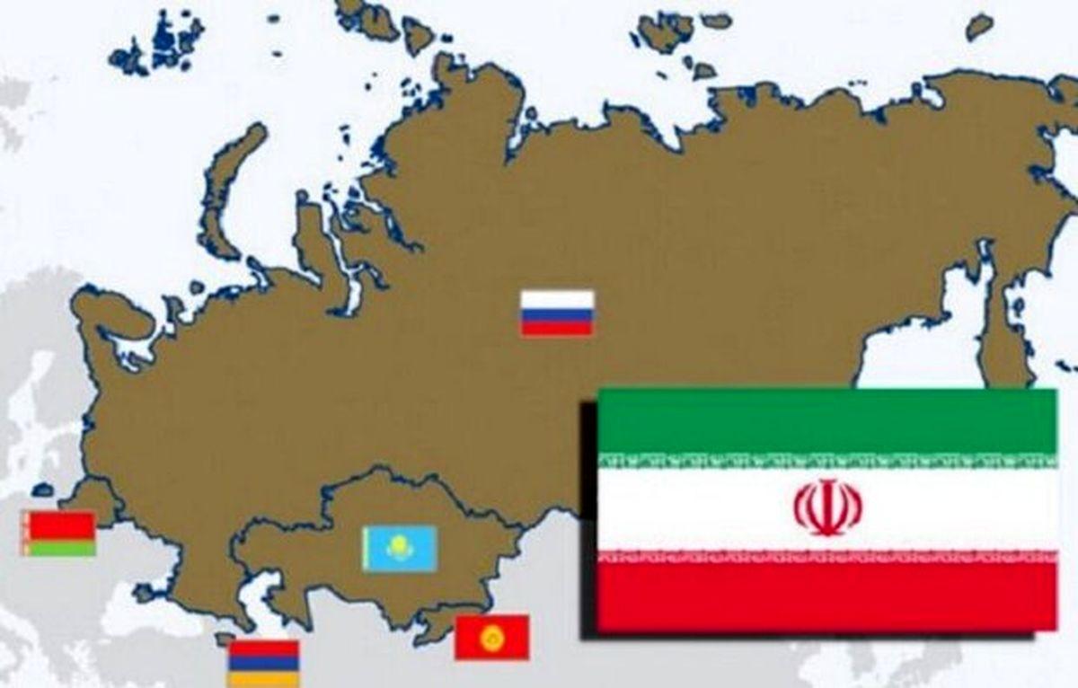 حجم واردات و صادرات به اتحادیه اوراسیا رشد ۶ درصدی داشته است
