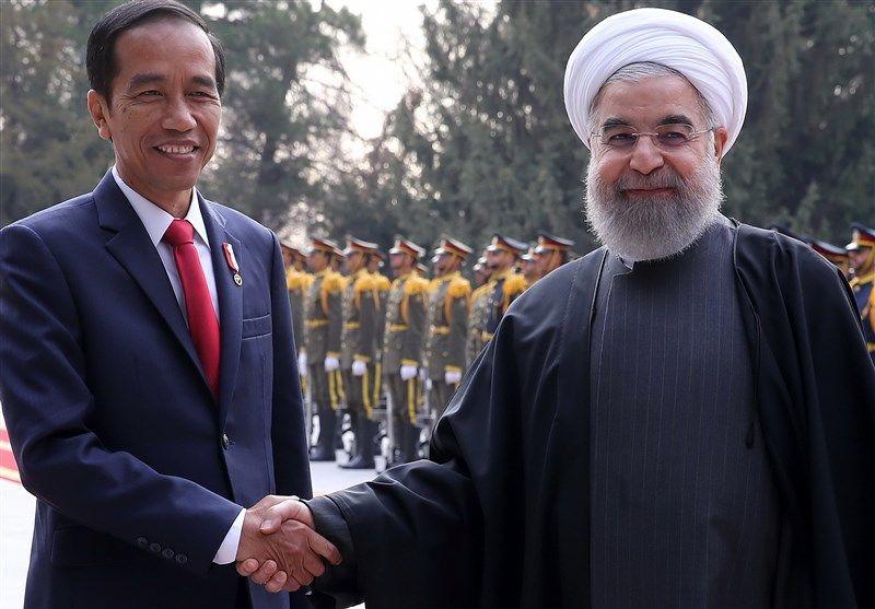 علاقه مندی اندونزی برای سرمایه گذاری در بخش نفت و برق ایران