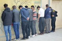 30 نفر از مخلان نظم و امنیت عمومی در تیران و کرون دستگیر شدند