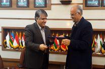 امضاء تفاهم نامه همکاری بین شرکت گاز و شهرک علمی تحقیقاتی اصفهان