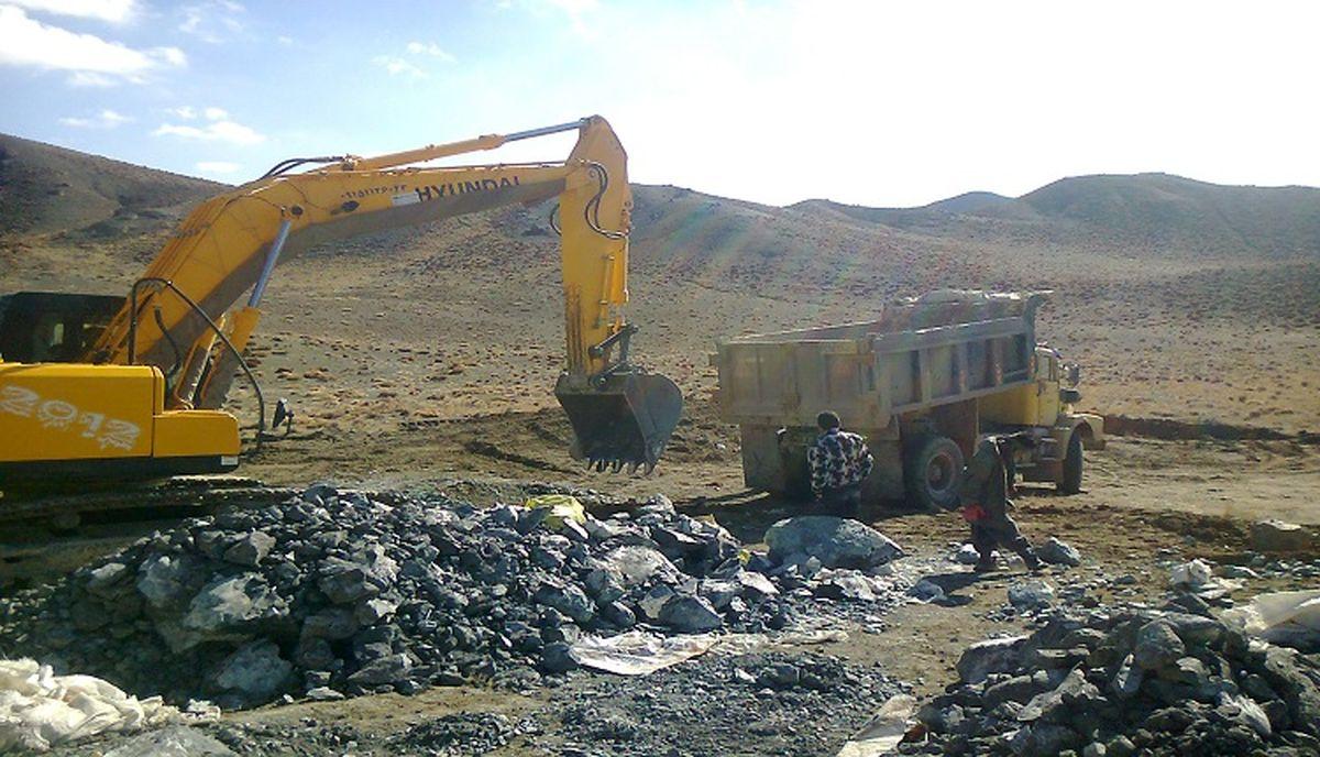 موانع تولید پیش پای سرمایهگذار معدن کرومیت دهکهان را بردارید