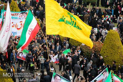 جشن چهلمین سال انقلاب در اصفهان