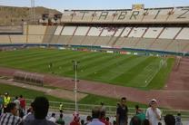 تراکتورسازی خواستار تغییر رنگ صندلی های ورزشگاه یادگار امام است