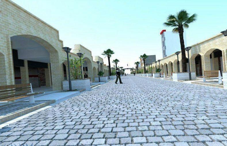 بازگشایی خیابان لوکس محله چاهستانی ها در هفته دولت