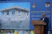 بازسازی مناطق زلزلهزده شهری 70 درصد و روستاها 93 درصد رشد دارد
