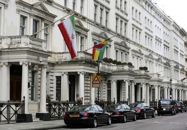 بازداشت 2 عامل حمله به سفارت ایران در لندن