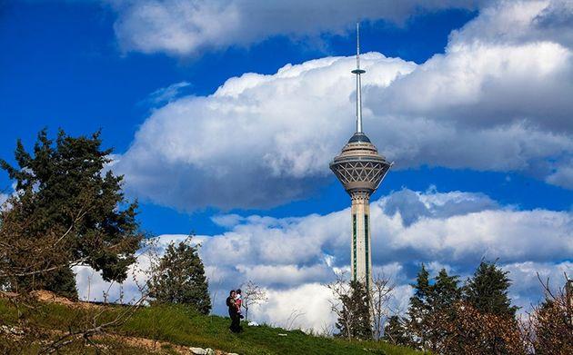 شاخص کیفیت هوای تهران 50 اعلام شد