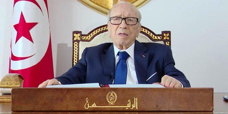 تمدید وضعیت فوقالعاده در تونس به مدت یک ماه