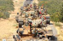 پیشروی ارتش ترکیه به شهر «الراعی» در شمال سوریه