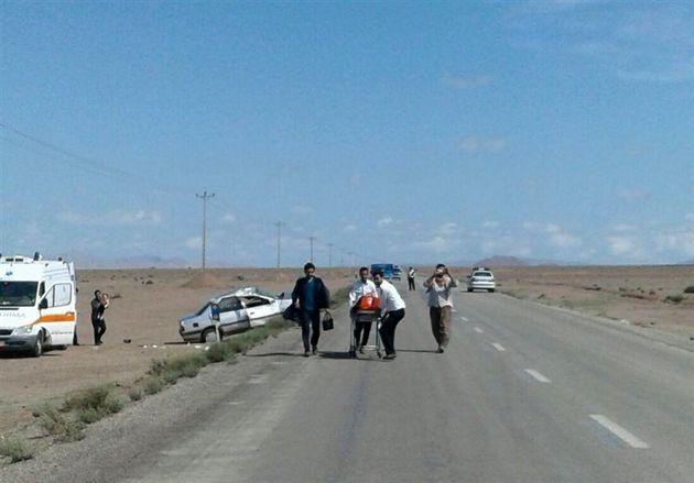 هر 71 دقیقه یک نفر در جادهها میمیرد