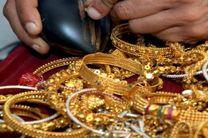 ۹ کیلوگرم مصنوعات طلای قاچاق در مشهد کشف و ضبط شد