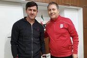 کریم باقری رسما به کادر فنی تیم ملی فوتبال اضافه شد