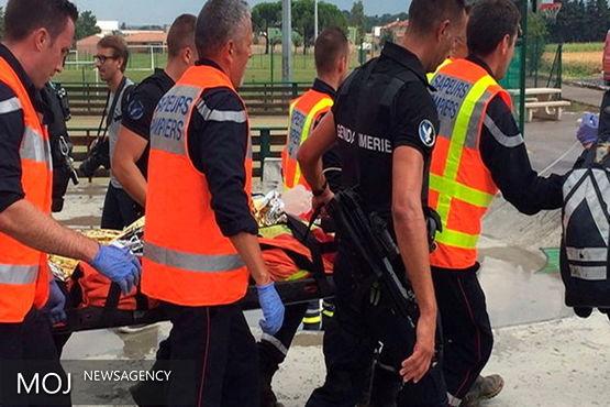 حادثه قطار در فرانسه ۶۰ مجروح بر جای گذاشت