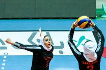 پیروزی والیبالیست های بانک سرمایه در جام باشگاه های زنان آسیا