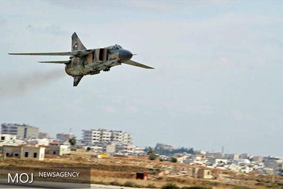 ارتش سوریه مناطقی از حومه «حما» را بمباران کرد