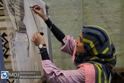 افتتاح بیست و سومین نمایشگاه فرش دستباف اصفهان