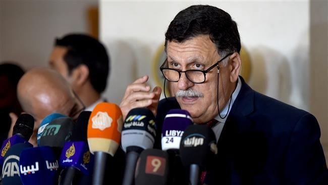 برکناری چهار وزیر دولت لیبی