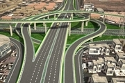 فاز نخست پل اصلی تقاطع غیرهمسطح شهید بندر اهواز  افتتاح شد